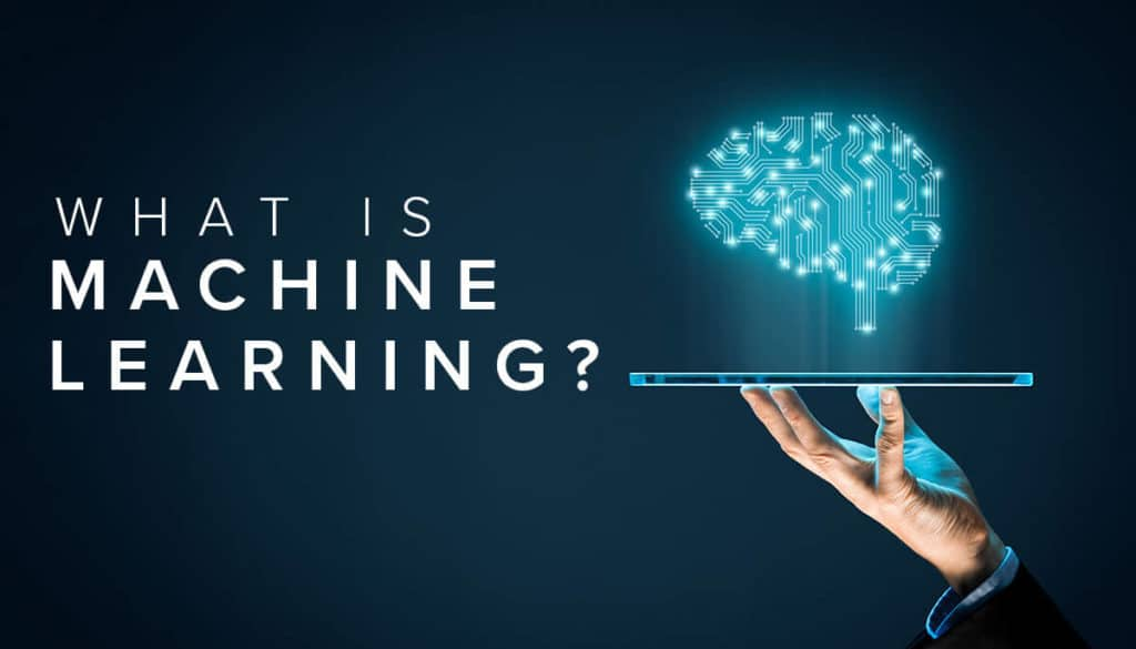 What Is Machine Learning? Digital Brain Over Tablet