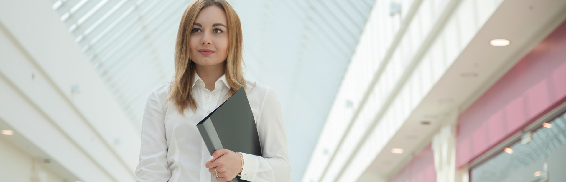 Business Woman Consultant