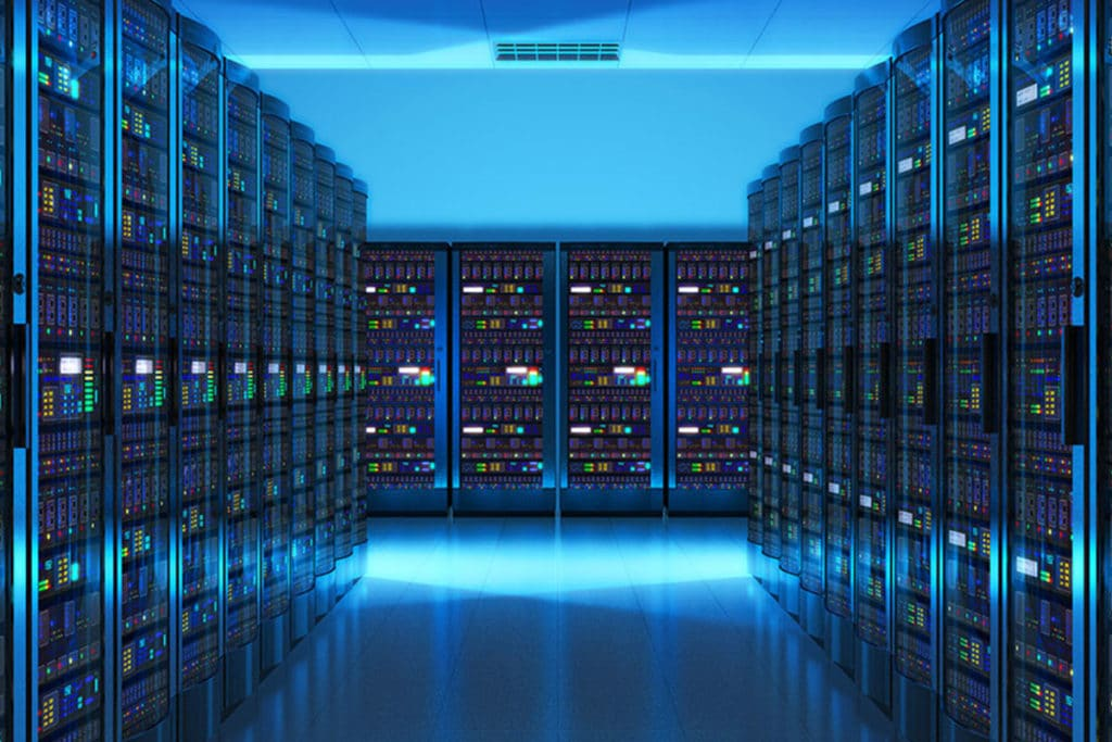 Servers Handling Big Data Technology